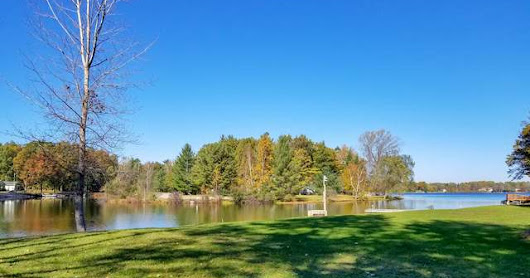 Lake Lancelot Waterfront Lot in Sugar Springs! Lot 109 Quees Way, Gladwin