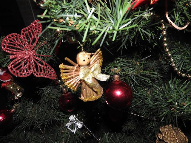 Navidad cuento arbol familia