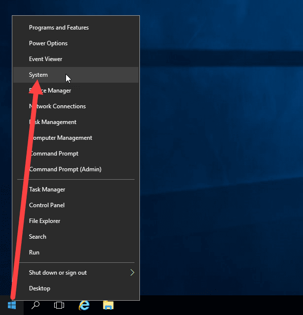 كيفية إعادة تسمية Windows Server 2016