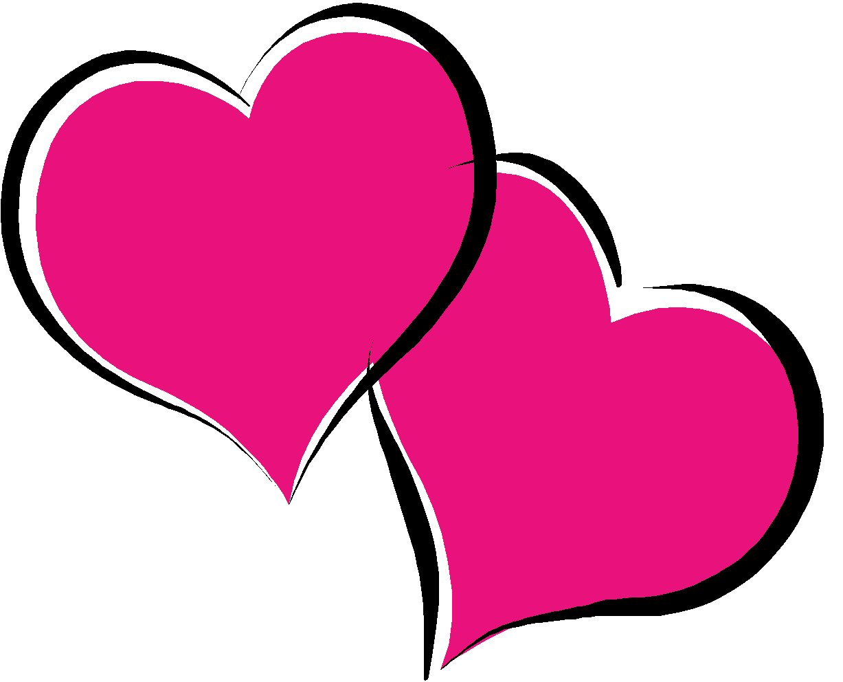 valentines day clip art for friends - photo #14