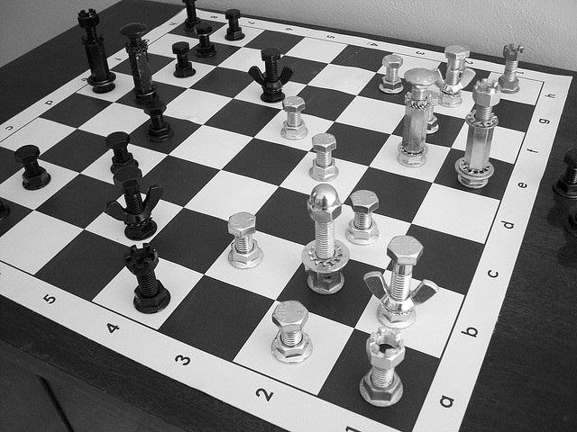el yapımı satranç taşları