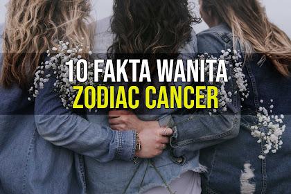10 Fakta Mengenai Wanita dengan Zodiac Cancer Yang Harus Kamu Ketahui | Hot Info