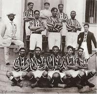 Bangu Campeão Carioca 2a Divisão 1911
