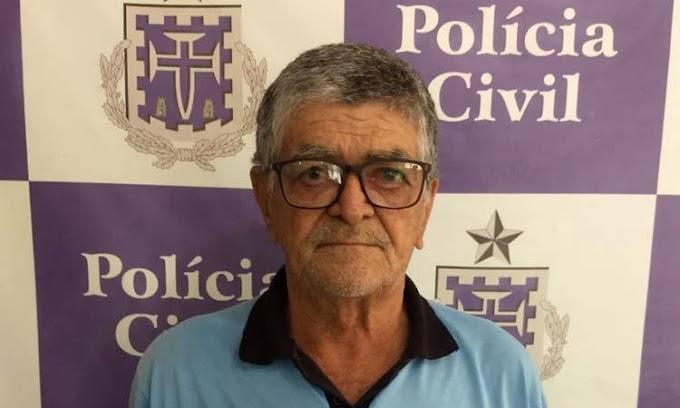 Preso em Morro do Chapéu homem acusado de estupro em São José do Jacuípe