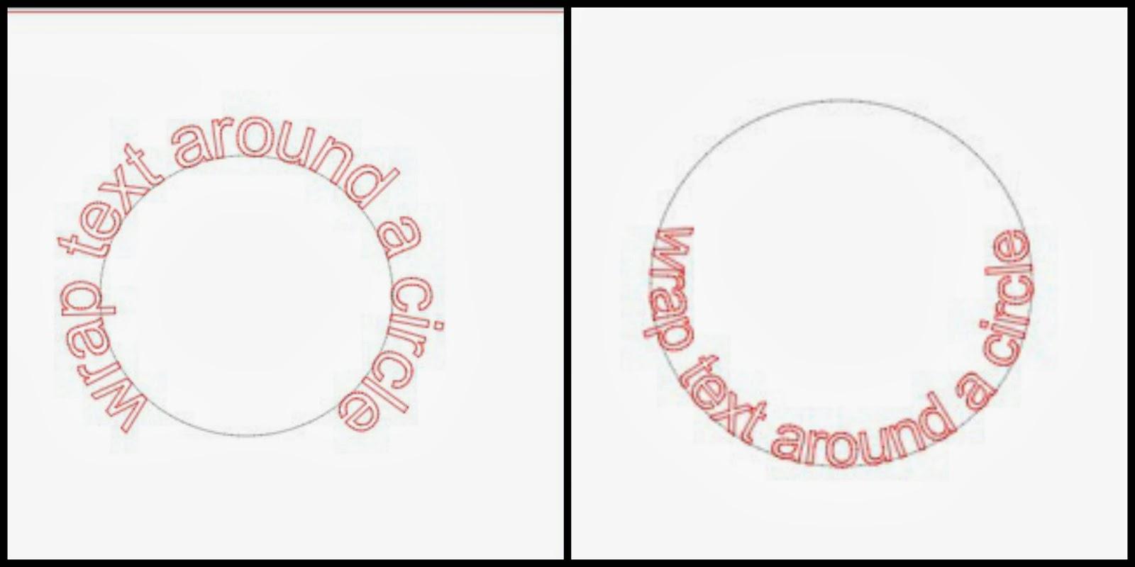 Text, curve, Silhouette tutorial, Silhouette Studio