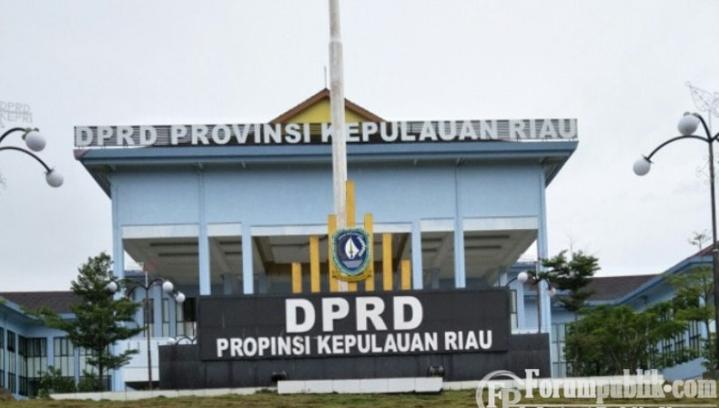 DPRD Kepri Minta OPD Optimalkan Penggunaan Anggaran Pembangunan APBD