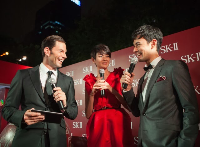 sk-ii empower me film gala premiere tangs orchard