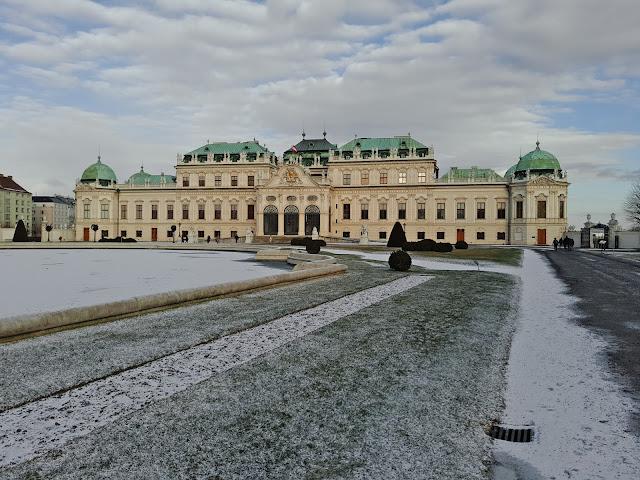 palacio beldevere viena