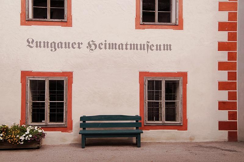 Urlaub im Lungau, Österreich, im September: Lungauer Heimatmuseum