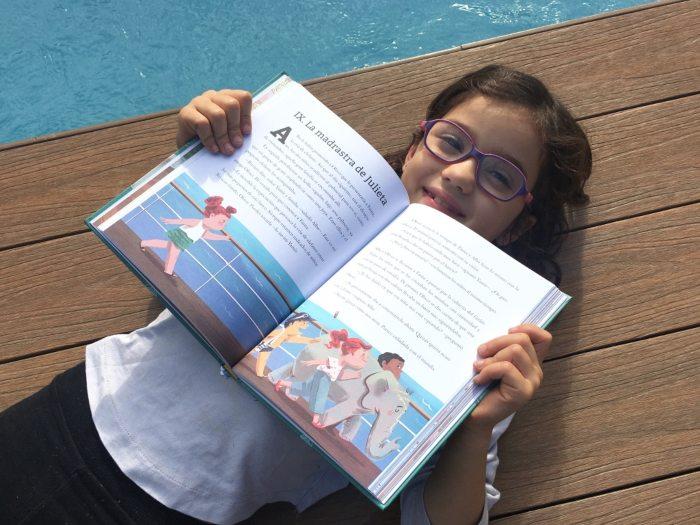 libro infantil capítulos diversidad familiar
