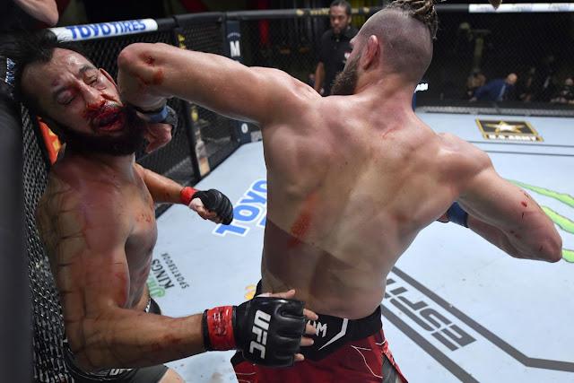 UFC Vegas 25 - Foto: Reprodução Internet