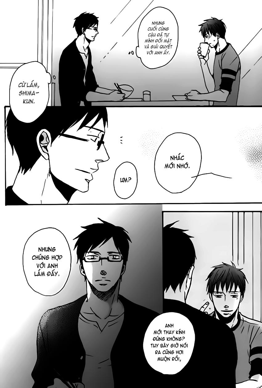 Trang 15 - Dù Thế Nào Em Vẫn Yêu Anh--EXTRA 4--END--[ShuShi Group] (- Yoneda Kou) - Truyện tranh Gay - Server HostedOnGoogleServerStaging