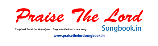 PRAISE THE LORD songbook.in