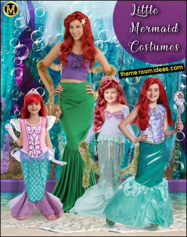 mermaid costumes girls costumes womens mermaid party costumes ariel party costumes