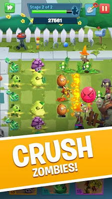 تحميل لعبة المغامرات الشيقة Plants vs Zombies 3 النسخة المهكرة للاجهزة الاندرويد باخر تحديث مجانا