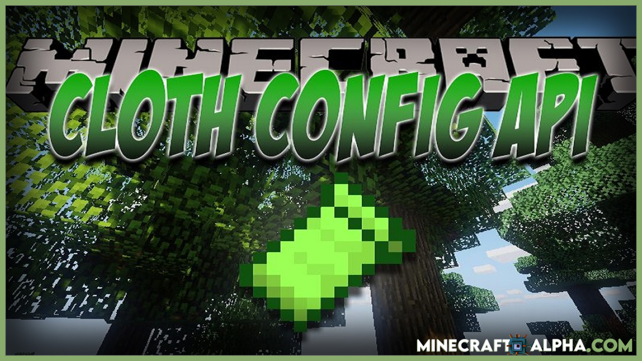 Minecraft Cloth Config API For Forge & Fabric 1.17.1 To 1.16.5 (Client Sided Config Screen)