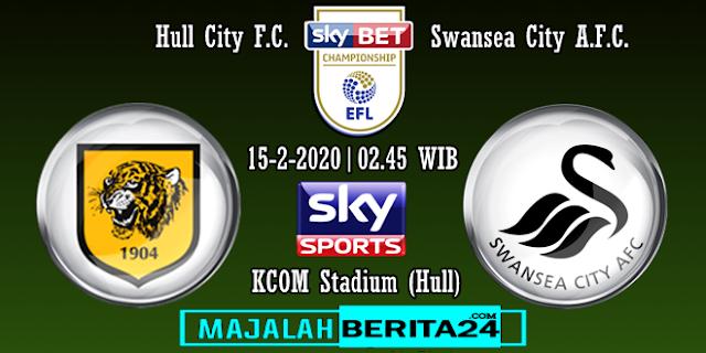 Prediksi Hull City vs Swansea City