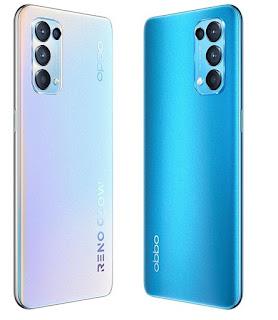 مواصفات أوبو رينو5 Oppo Reno5 4G أوبو رينو Oppo Reno 5 4G الإصدارات: CPH2159