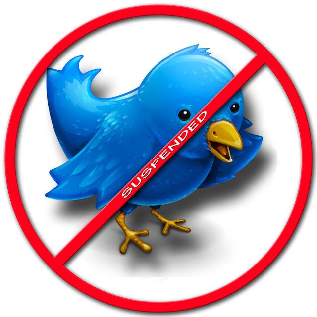 Что делать, если заблокировали ваш твиттер