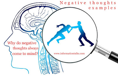 Why do negative thoughts always come to mind?