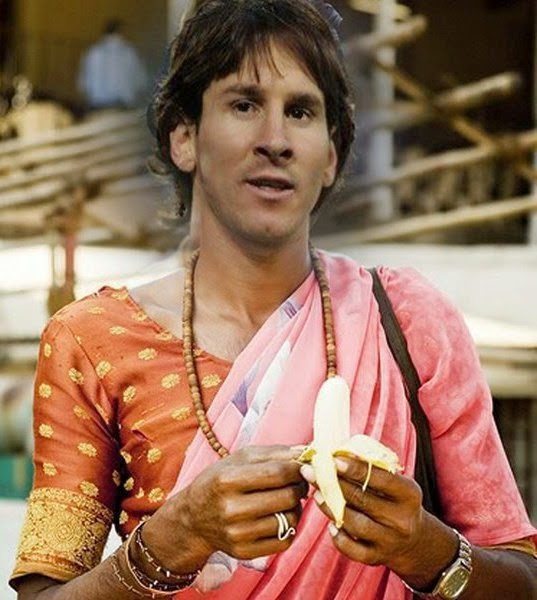 Funny Picture Messi Funny Picture