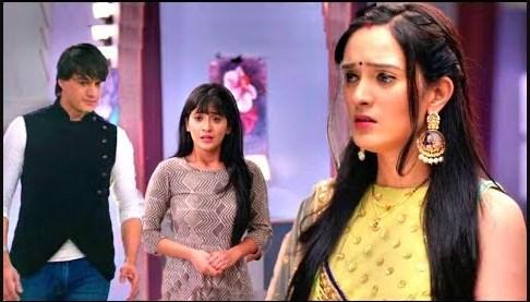 Upcoming Twist : Naira guilty crack in Kartik Vedika's married life in YRKKH