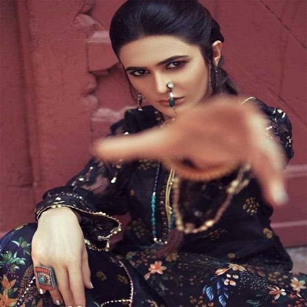 Pakistani Model Lara Madhwal Died