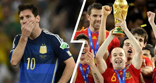 The reason behind Leo Messi refusal to represent Spain despite being eligible