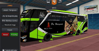 Download Bus JB3 PO Haryanto