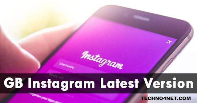 تحميل gb instagram اخر اصدار
