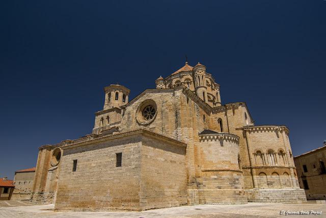 Colegiata de Santa María la Mayor (vista sur) - Toro, Zamora
