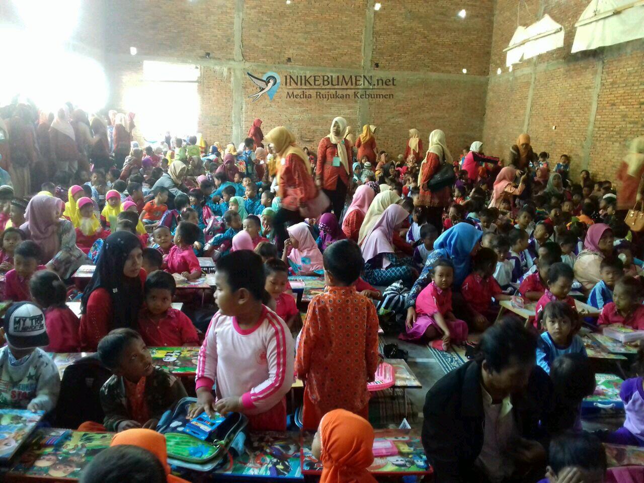 700 Pesertat Meriahkan Festival Mewarnai Agustusan di Mirit