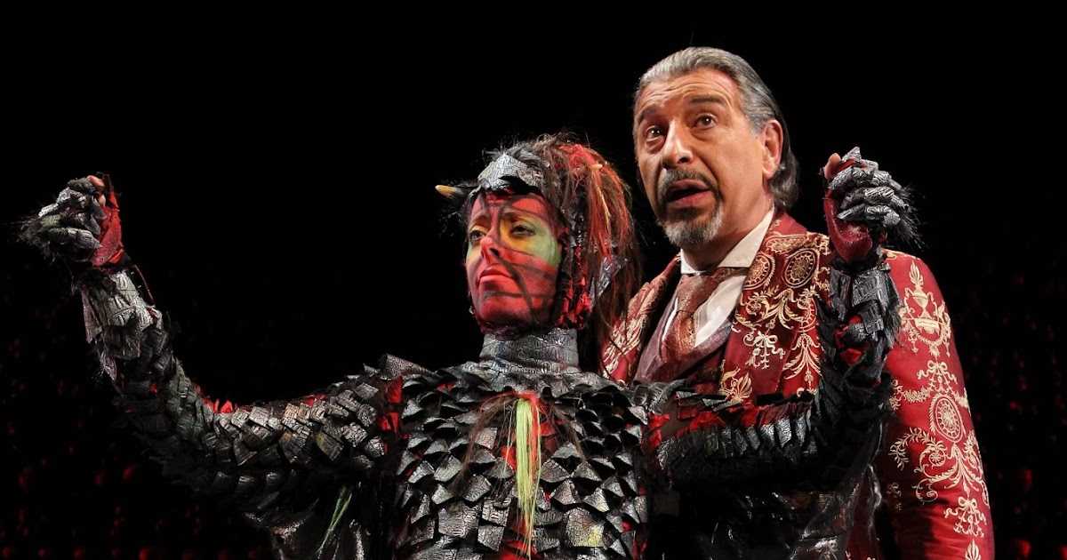 Theatre Review The Screwtape Letters by C S Lewis The Park