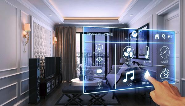 công nghệ smarthome dự án chung cư linh đàm hưng thịnh
