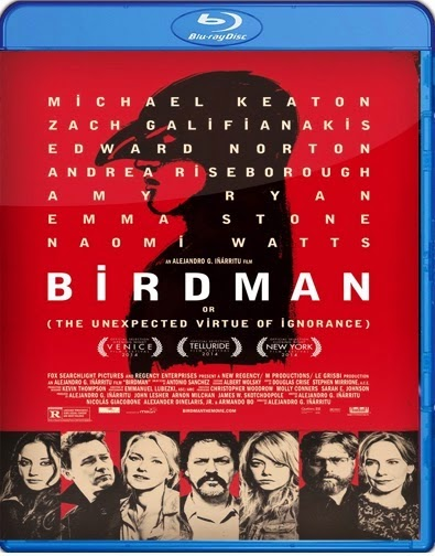 Birdman Or (The Unexpected Virtue Of Ignorance) [2014] [BD25] [Latino]