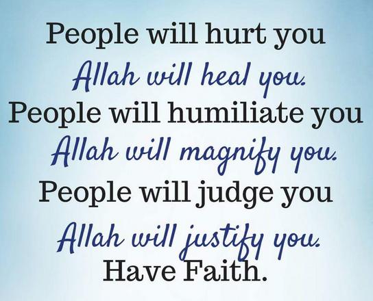 Islamic Quotes | Allah