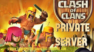 Download Latest Clash of Clans Private Server by Clash of Lights APK