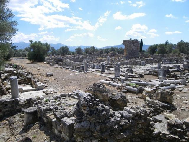 Το ιερό του Πύθιου Απόλλωνα στην Γόρτυνα πρέπει να χτίστηκε σε αρχαιότερο μινωικό- μυκηναϊκό ιερό …!!!