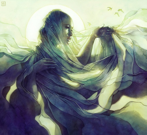 """Dawn"" por Anna Dittmann 