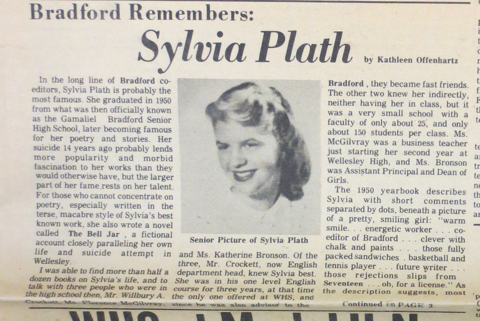 an analysis of metaphors a short autobiographical poem by sylvia plath Sylvia plath: poems study guide contains a the question about the poem's confessional, autobiographical content is summary and analysis metaphors the.