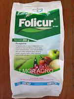 fungisida tahan hujan, folicur 25 wp, bayer, fungisida sistemik, jual pestsida, toko pertanian, toko online,lmga agro