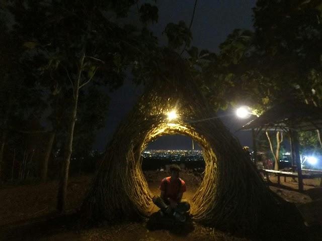 Pinus Pengger, Perpaduan Antara Gemerlapnya Cahaya Kota dan Terangnya Bintang