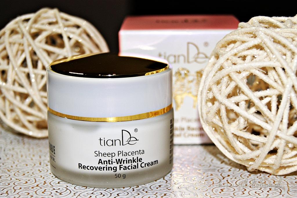 matienda.pl | TianDe | Sheep Planceta Anti-Wrinkle Recovering Facial Cream