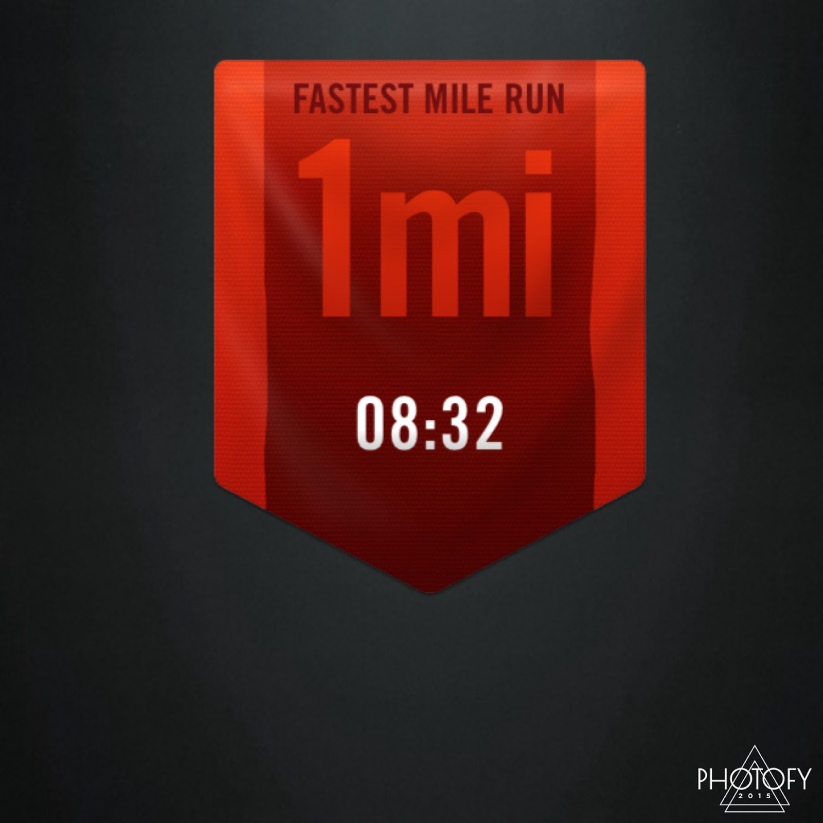 fastest mile to date! training for dopey challenge