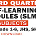 3RD QUARTER MODULES (SLM - ADM) K-12