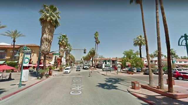 Serviço de aluguel de carro em Palm Springs