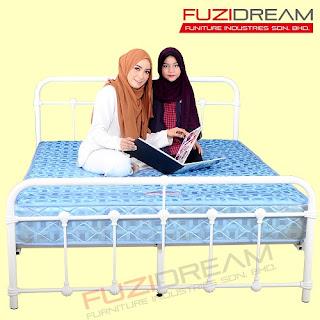 katil-queen-bed-ikea-harga-murah