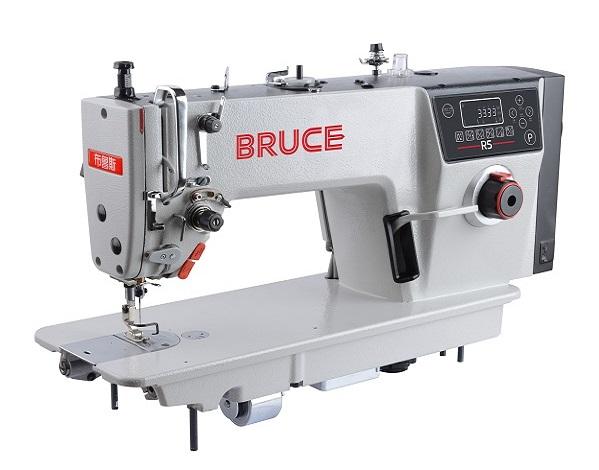 Tài liệu điện tử máy 1 kim Bruce R5