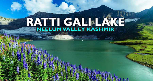 Ratti Gali Lake is in which valley?