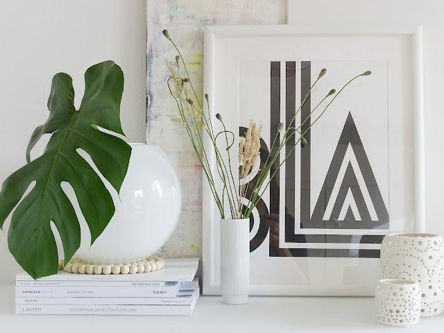 Ikea-Hack - Die Kugellampe Fado wird zu einer Vase - www.mammilade.blogspot.de - 5 Lieblinge, Momente und Motive der Woche